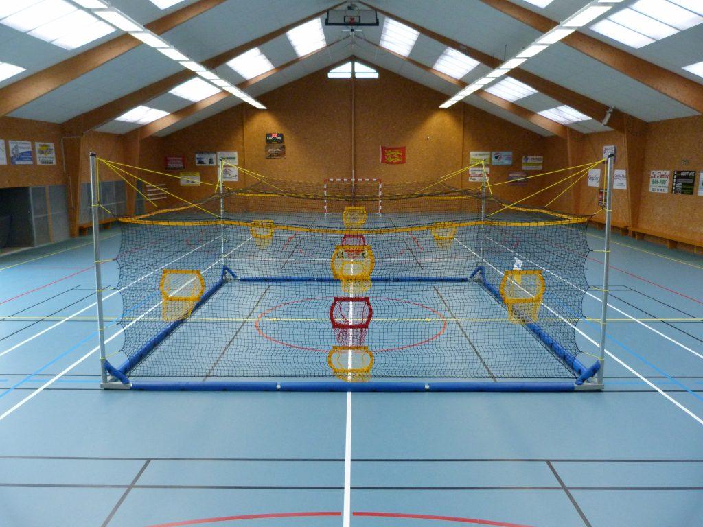 Home Ball® Transportable - 6m50 x 6m50